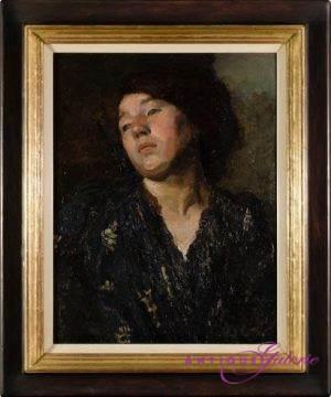 Porträt Venetia von Movart