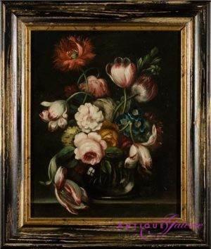 Maler unbekannt 18. Jahrhundert Öl auf Leinwand