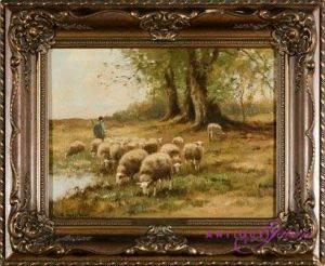 Maler unbekannt (Nr.1)