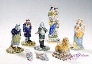 Auswahl Keramik