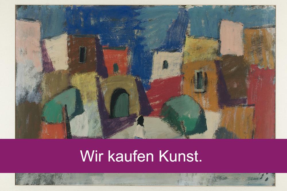 Wir Kaufen Ihre Gemälde