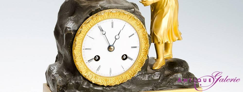 Historische Uhren - unsere besondere Auswahl - Antiquitäten