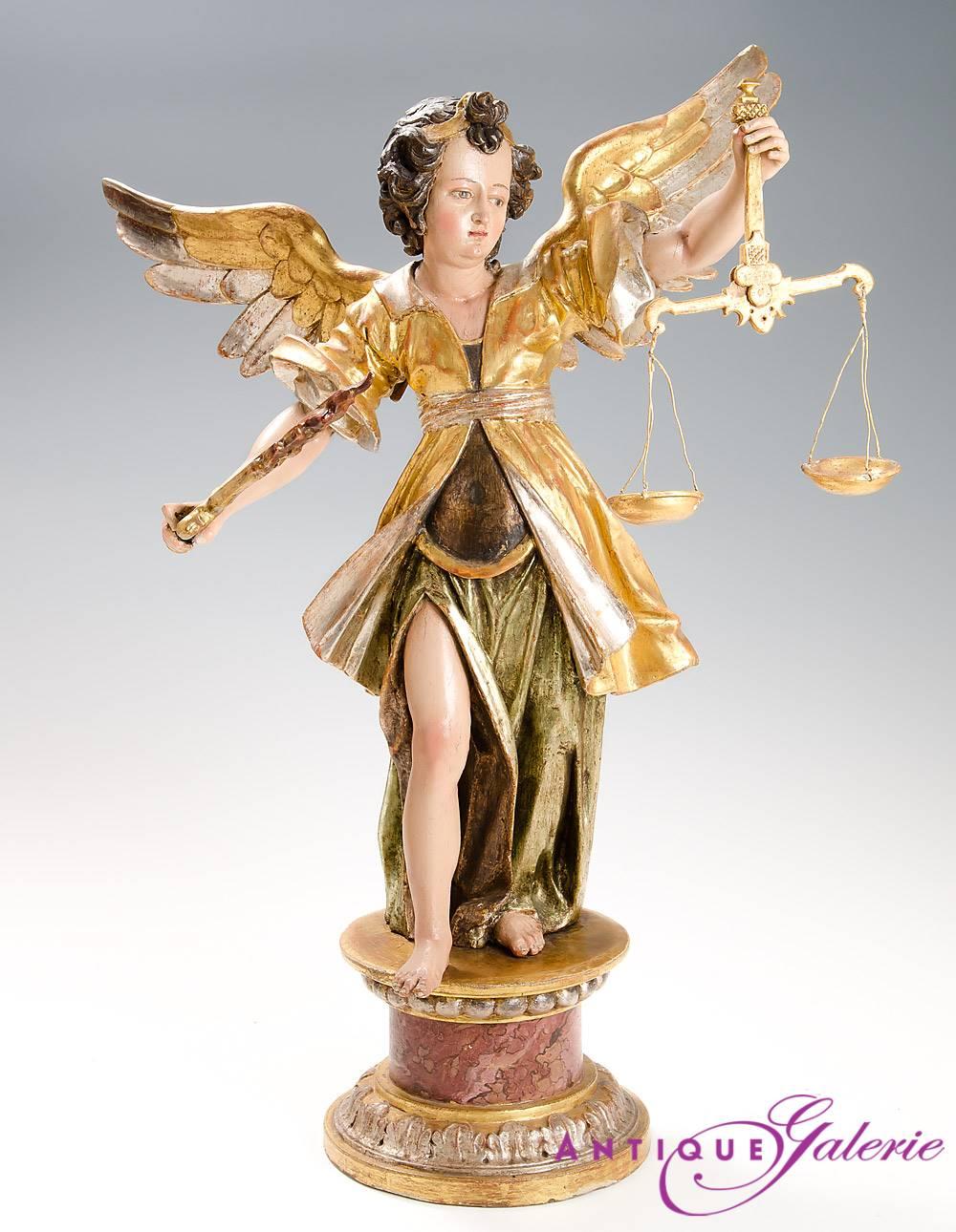 Skulpturen und Statuen aus Bronze, Holz oder Porzellan ...