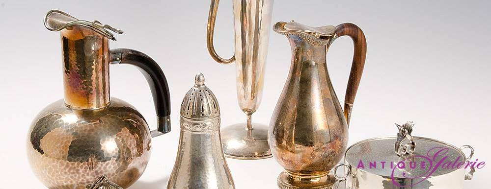 antikes silber f r sammler festliche anl sse oder den t glichen gebrauch antiquit ten. Black Bedroom Furniture Sets. Home Design Ideas