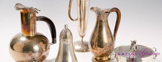 Antikes Silber - Für Sammler, festliche Anlässe oder den ...