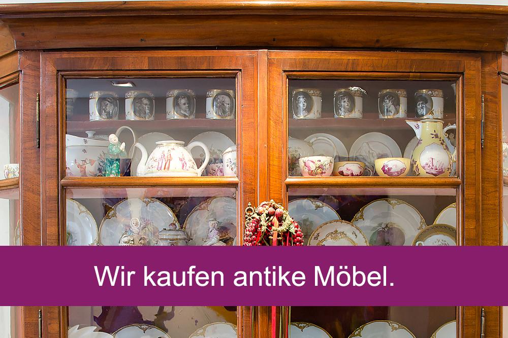 Wir Kaufen Ihre Hochwertigen Möbel Antiquitäten