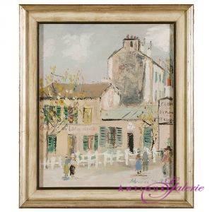 Maurice Utrillo 1883-1955 Radierung Multiple
