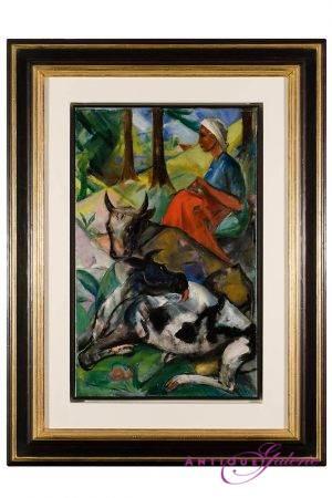 Maler unbekannt ca. 1920