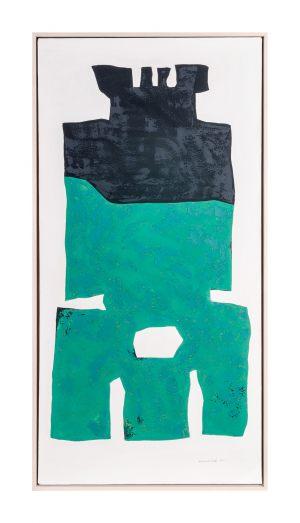 Werner Graeff 1901 – 1978 Öl auf Leinwand