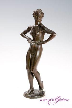 Künstler unbekannt Bronze