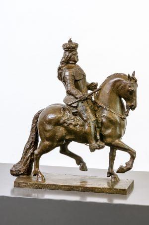 Hans Breker 1906 – 1004 Bronze 30 x 35 cm