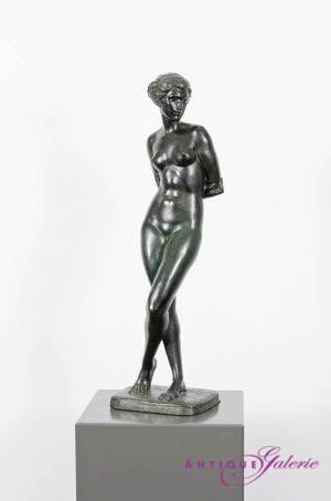 Bronze von Ernst Seger 1865-1939 Höhe 76 cm